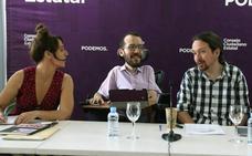 Iglesias aplaza el choque con Espinar hasta el Consejo Ciudadano del sábado