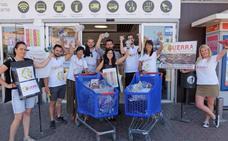 Guerra al plástico: los ecologistas piden no comprar envasados esta semana