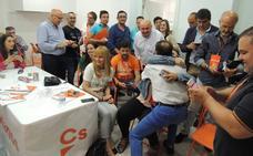 Ciudadanos reclama cuatro concejalías en el Gobierno municipal, una de ellas Urbanismo