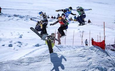 La Copa del Mundo regresa en 2020 a Sierra Nevada con una prueba de snowboard cross