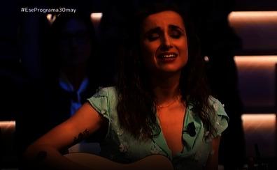 Zahara se consagra con sus versiones en 'Ese programa del que usted me habla'