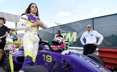 La piloto española que podría dar el salto a la Fórmula 1: «Quiero competir con los hombres»