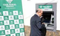 Diputación y Caja Rural instalan cajeros en 9 municipios que no disponían de ningún servicio bancario