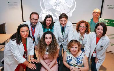 Granada ya puede extirpar tumores del cerebro por la nariz sin dejar cicatrices