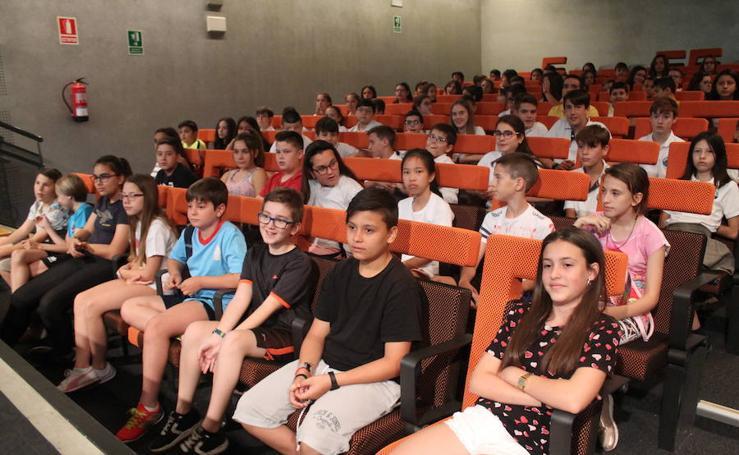 Los peligros de Internet, explicados a los más pequeños de Jaén