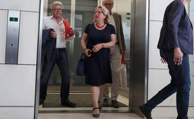 Solo el líder de las juventudes parece aspirar a la presidencia del SPD alemán