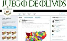 La 'guerra' en Twitter llega a los municipios de Jaén con 'Juego de Olivos'