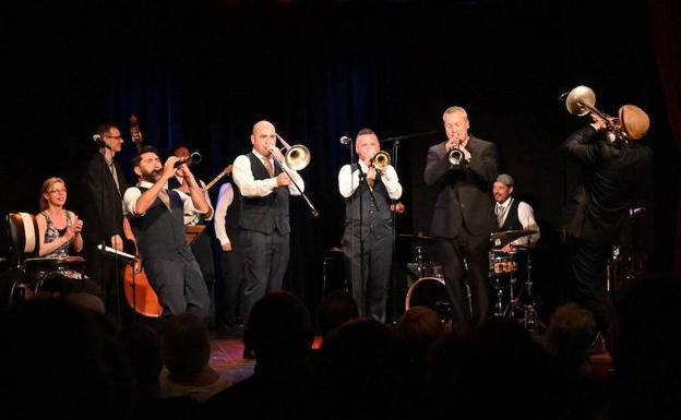 Potato Head Jazz Band: tradición de Granada para el mundo