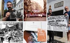 «Aún hay gente en Granada que se gira para mirar a una pareja gay»