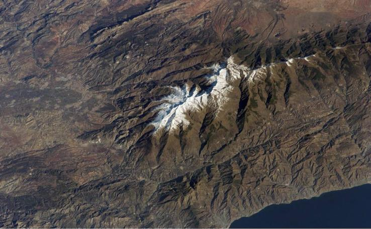 Todas las imágenes de España desde el espacio publicadas por la NASA