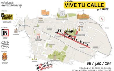 Llega la segunda edición de 'Vive tu calle' al Realejo con actividades para todos los públicos