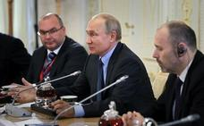 Putin, sobre Cataluña: «No queremos que se desmorone ningún Estado europeo»