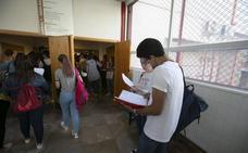 Más de 6.100 estudiantes se han matriculado para la selectividad en la UGR