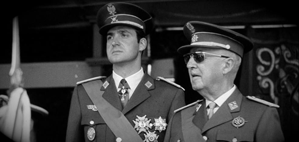 El Rey elegido por Franco
