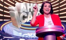 Silvia Abril conducirá en verano '¡Ahora caigo!'