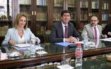 Juan Marín afirma que si no aprueban los Presupuestos trabajarán en los de 2020: «Quizás será más fácil llegar a acuerdos»
