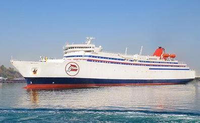 Motril recibirá en una semana el ferry que le devolverá una conexión rápida con Melilla