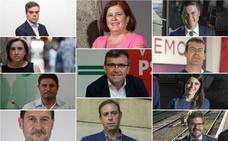 ¿Cuánto dinero tienen los senadores y diputados de Granada en el banco?