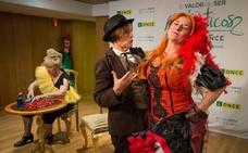 Teatro con cuatro sentidos en Granada
