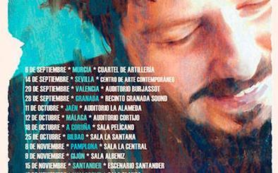 A la venta las entradas para el concierto de El Kanka en Jaén