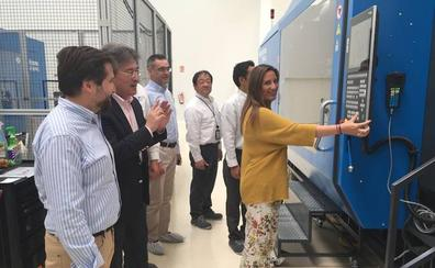Takahata ya fabrica sus primeras piezas de prueba en La Carolina y 'abrirá' en unas semanas