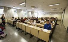 6000 estudiantes se examinarán de la Prueba de Evaluación de Bachillerato para el Acceso a la Universidad (PEvAU) en la UGR