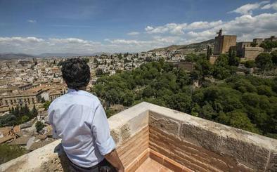 La vista nunca vista... de Granada