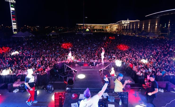 La Orquesta Tentación presenta su Kiss Tour en el Nevada Shopping