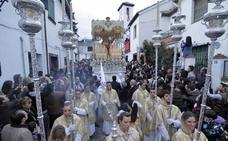 Las cofradías buscan recursos para el economato solidario 'Virgen de la Misericordia'