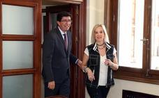 Juan Marín pide respetar plazos ante la denuncia a María José López, exconsejera de Cetursa