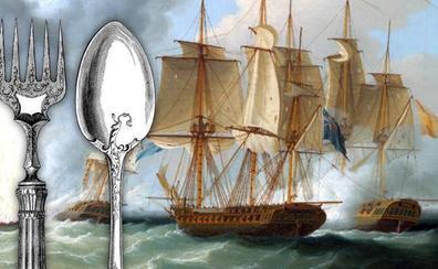 El menú de la marina española en 1771
