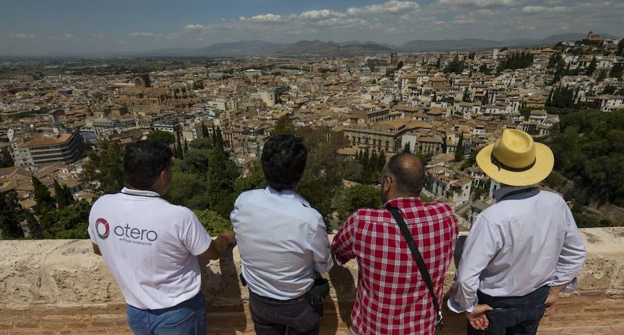 5 noticias imprescindibles a la hora de comer sabiendo qué pasa en Granada