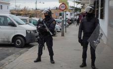 La Policía detecta cada vez con más frecuencia batallas entre clanes por la 'maría'