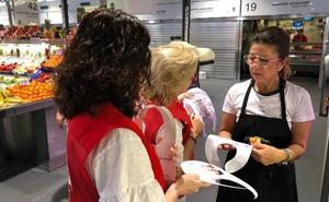 Más de mil familias reciben el apoyo de Cruz Roja cada año en Almería