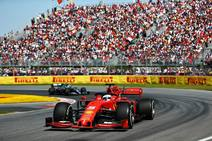 El Gran Premio de Canadá, en imágenes