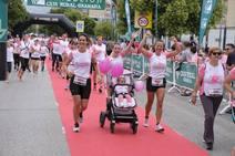 Las mejores fotos de la línea de meta de la Carrera de la Mujer de Granada