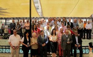 Valdepeñas de Jaén homenajea a sus alcaldes y concejales históricos