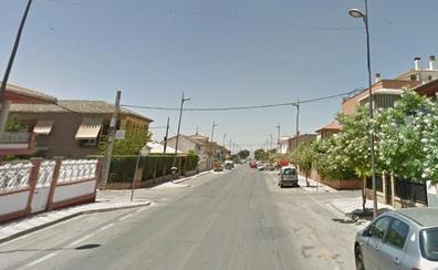 Seis heridos en Albolote por el choque de dos vehículos y el atropello de un peatón en el accidente