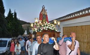 Chite celebra sus fiestas patronales en honor a San Segundo y la Virgen del Rosario