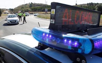 33 conductores de Granada fueron puestos a disposición judicial en mayo al dar positivo en alcohol