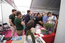 Así es la 1ª Feria de Formación Profesional Dual en Granada