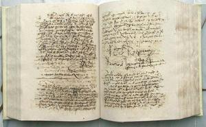 'Protocolo 1', cinco siglos del texto que da origen al Archivo Histórico Provincial de Almería