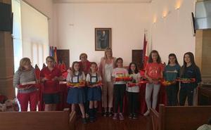 Escolares escriben cuentos y relatos por la igualdad en Baeza