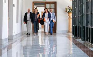 La primera reunión en Sevilla de PSOE y Cs no aclara quién será el alcalde de Jaén