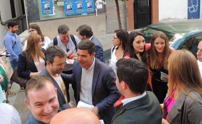 Luz verde a un gobierno de PSOE y Cs con Julio Millán de alcalde de Jaén