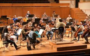 La Orquesta Ciudad de Granada vuelve a la vida