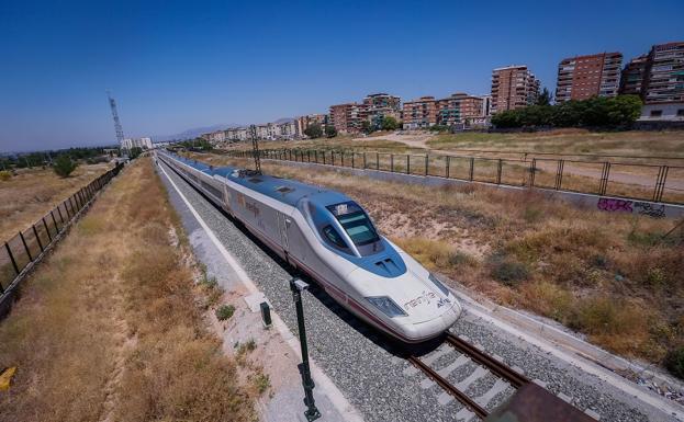 Granada conectará por AVE con Málaga y Sevilla en el último cuatrimestre de 2019