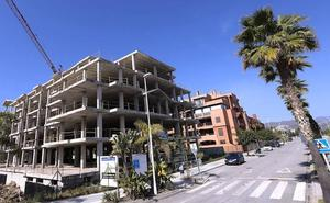 Granada lidera la construcción de obra nueva en Andalucía