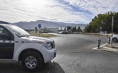 Sorprenden a un camionero de Almuñécar con una tasa de alcoholemia seis veces superior a la permitida