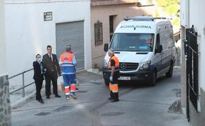 Un hombre fallece en Granada tras chocar su coche contra una casa